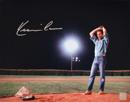 Kevin Costner Autographed Field of Dreams 11x14 Photo