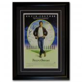 Kevin Costner Autographed 'Field of Dreams' Framed Movie Poster