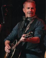 Kevin Costner Autographed Signed 11x14 Taken Photo AFTAL