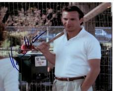 Kevin Costner Autographed Signed 8x10 Field Of Dreams Photo AFTAL