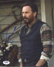 Kevin Costner Autographed Signed 8x10 Photo Authentic PSA/DNA