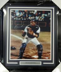 Kevin Costner Autographed Signed Framed 16x20 Photo Bull Durham Psa/dna 99715