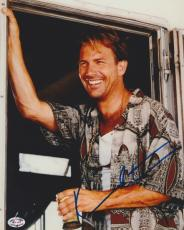 Kevin Costner Autographed TIN CUP 8x10 Photo