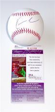 Kevin Costner Bull Durham Signed Major League Baseball Jsa Coa K42190