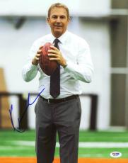 Kevin Costner Draft Day Signed 11X14 Photo Autographed PSA/DNA #W61235