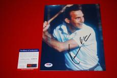 KEVIN COSTNER field of dreams dances with the wolves signed PSA/DNA 8x10  2