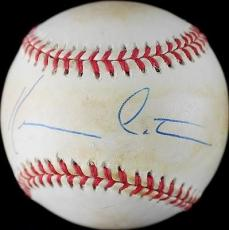 Kevin Costner Field Of Dreams Signed Oml Baseball Psa/dna #u50698