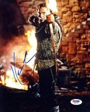 Kevin Costner Robin Hood Psa/dna Authenticated Autograph 8x10 Photo Signed