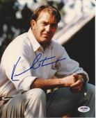 KEVIN COSTNER Signed 8 x10 PHOTO with PSA/DNA COA