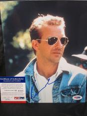 Kevin Costner signed 8x10 autographed photo PSA M43441 2x Academy Award Winner