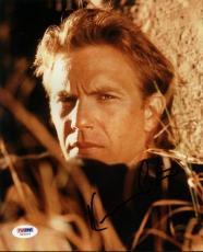 Kevin Costner Signed 8x10 Photo Autographed Psa/dna #u25004