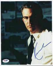 Kevin Costner Signed 8x10 Photo Autographed Psa/dna #u65579