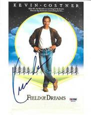 Kevin Costner Signed 8x10 Photo PSA/DNA COA Picture Autograph Field of Dreams