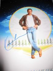 KEVIN COSTNER SIGNED AUTOGRAPH 11x14 PHOTO FIELD OF DREAMS IN PERSON COA AUTO B