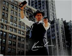 Kevin Costner Signed Autograph 11x14 Photo The Untouchables Private Signing OA