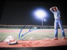 KEVIN COSTNER SIGNED AUTOGRAPH 8x10 PHOTO BULL DURHAM IN PERSON COA AUTO RARE D