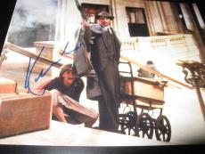 KEVIN COSTNER SIGNED AUTOGRAPH 8x10 PHOTO UNTOUCHABLES PROMO IN PERSON COA NY X8