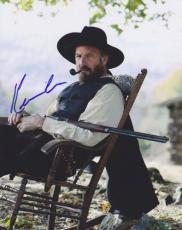 Kevin Costner Signed Autographed 8x10 Photo Hatfield & McCoys  COA VD