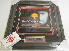 Kevin Costner Signed Autographed Water World Framed Record Album P.a.a.s Coa
