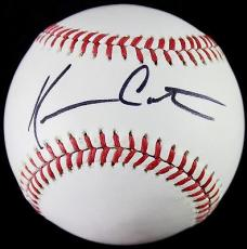 Kevin Costner Signed Autographed OAL Baseball Field of Dreams! PSA/DNA Authentic