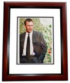 Kevin Costner Signed - Autographed The Bodyguard 8x10 inch Photo - MAHOGANY CUSTOM FRAME - Guaranteed to pass PSA or JSA
