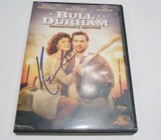 Kevin Costner Signed DVD Cover w/COA Bull Durham Tin Cup Guardian