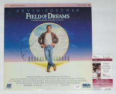 Kevin Costner Signed Field Of Dreams Laserdisc Jsa Coa E62466