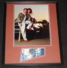 Kevin Costner Signed Framed 16x20 Photo Poster Display Bull Durham