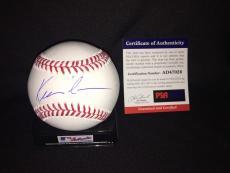 Kevin Costner Signed Major League Baseball Field Of Dreams Movie Star PSA/DNA