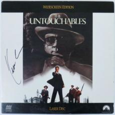 Kevin Costner Signed The Untouchables Authentic Laserdisc Cover PSA/DNA #X99499