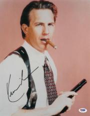 Kevin Costner Signed Untouchables Autographed 11x14 Photo (PSA/DNA) #L63737