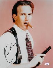 Kevin Costner Signed Untouchables Autographed 11x14 Photo PSA/DNA #S99628