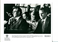 Kevin Costner Sissy Spacek Jay O. Sanders JFK Original Press Still Movie Photo
