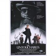 "Kevin Costner The Untouchables Autographed 12"" x 18"" Movie Poster - BAS"