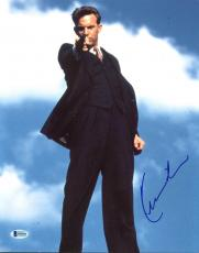 Kevin Costner The Untouchables Signed 11X14 Photo BAS #B18434