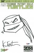 Kevin Eastman Signed Teenage Mutant Ninja Turtles Sketch On Comic PSA #X31597