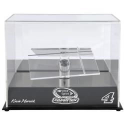 Kevin Harvick 2014 NASCAR Sprint Cup Champion 1/24 Scale Die Cast Display Case