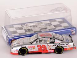 Kevin Harvick #29 Tazmanian Devil NASCAR 1:24 Diecast Car