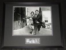 Autographed McCarthy Photo - Framed 16x20 Display Invasion of Body Snatchers