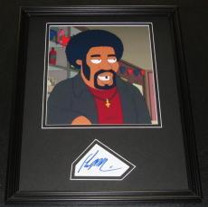 Kevin Michael Richardson Signed Framed 11x14 Photo Display Family Guy Jerome