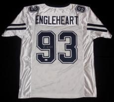 Kevin Nash Autographed Jersey (the Longest Yard - Guard Engleheart) - Jsa Coa!