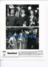 Kevin Pollak Jamie Lee Curtis Jennifer Tilly Press Photo