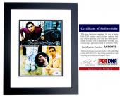 Kevin Richardson Signed - Autographed Backstreet Boys 11x14 inch Photo with PSA/DNA Certificate of Authenticity (COA) BLACK CUSTOM FRAME