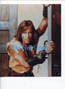 Kevin Sorbo Hercules Sexy Original Glossy Color Photo