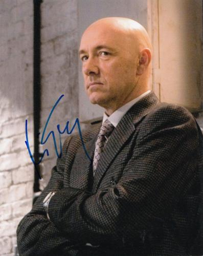 KEVIN SPACEY signed *SUPERMAN RETURNS* MOVIE 8X10 photo W/COA LEX LUTHOR