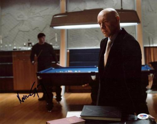 Kevin Spacey Superman Returns Signed 11X14 Photo PSA/DNA #Q45231