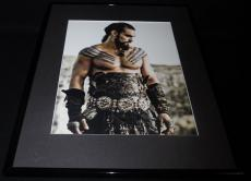 Khal Drogo Game of Thrones Framed 16x20 Poster Display Jason Momoa