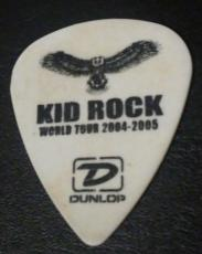Kid Rock 2004 Pain Train Concert Tour Guitar Pick Rare Authentic