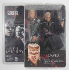 Kiefer Sutherland Lost Boys Autographed Signed Action Figure Certified PSA/DNA