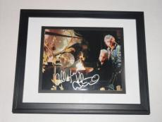 Kiefer Sutherland Signed The Lost Boys Framed And Matted 8x10 Photo Proof